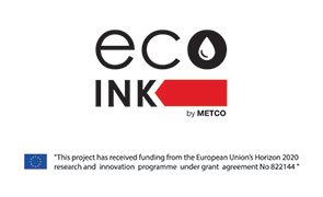 logo ecoink by metco