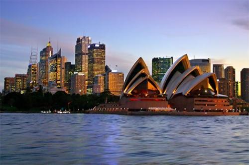 افزایش سریع ساختمانسازی در استرالیا