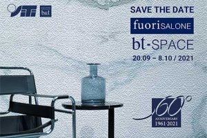 Fuorisalone ازSITI B&T Group  به زیبایی اختصاص یافت