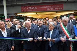 نمایشگاه CERSAIE 2019 با ثبت رکورد بازدید 112.000 نفر به کار خود پایان داد