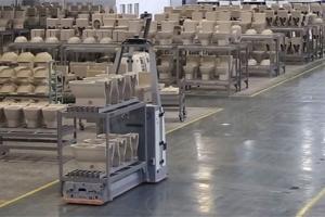 Duravit China به سرمایهگذاری در خودکارسازی توسط Sacmi ادامه میدهد