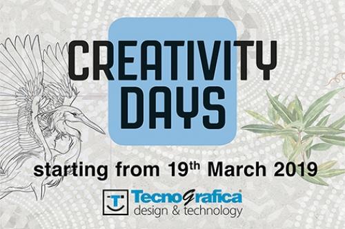 روزهای خلاقیت ؛ همایش جدیدی از Tecnografica