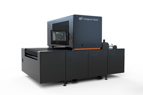 چاپگر هیبریدی جدید EFI Cretaprint
